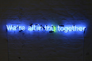 Karen Ay - We're all in this together 2010